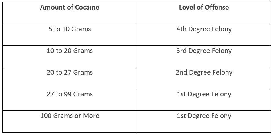 Felony Drug Possession • The Wieczorek Law Firm